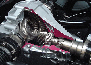 Red Deer auto differential   repair faq