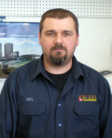 Mel Sweet of Excell Transmission